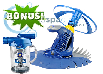 Pool And Spa Direct Zodiac Baracuda T5 Duo Pool Cleaner