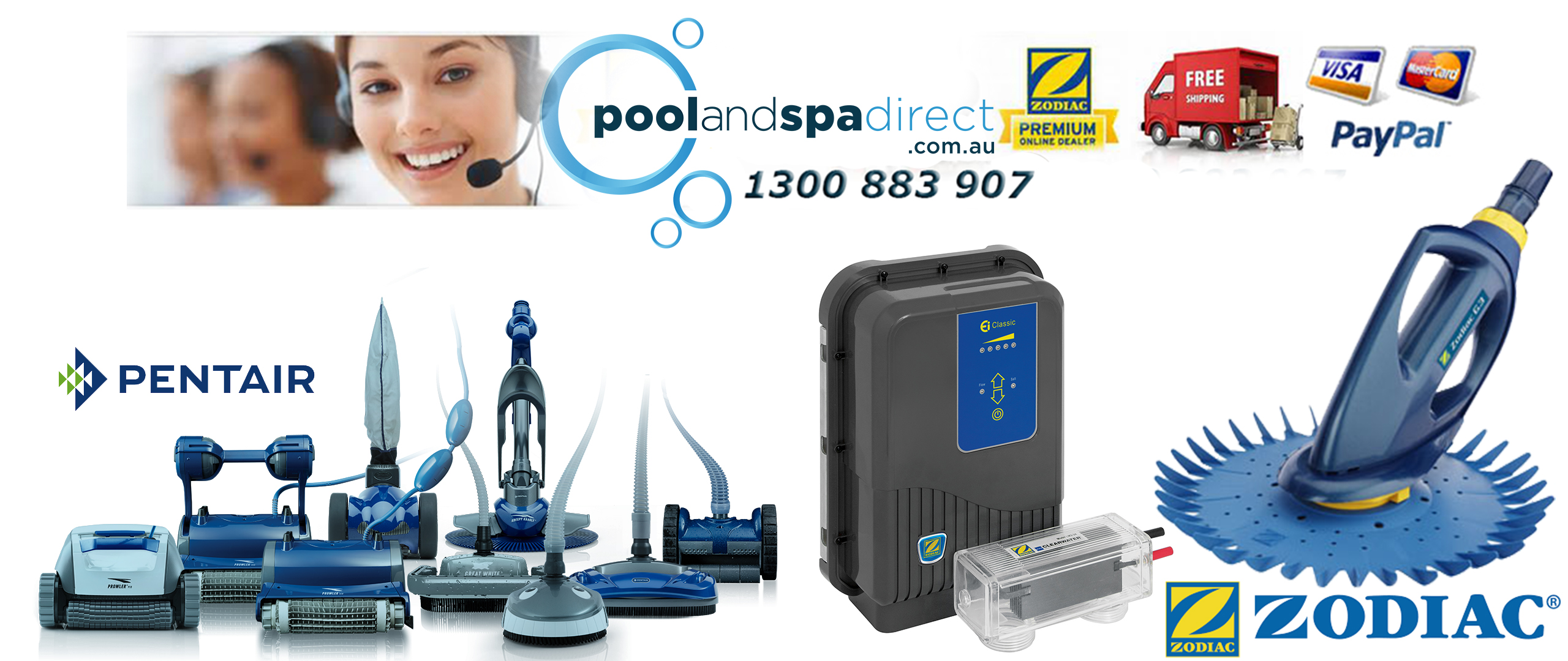 Online Pool Supplies