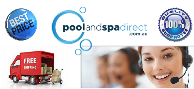 Pool and Spa Direct - Front page - Quality - Reasurance